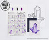 Amethyst Watercolor Paint Kit