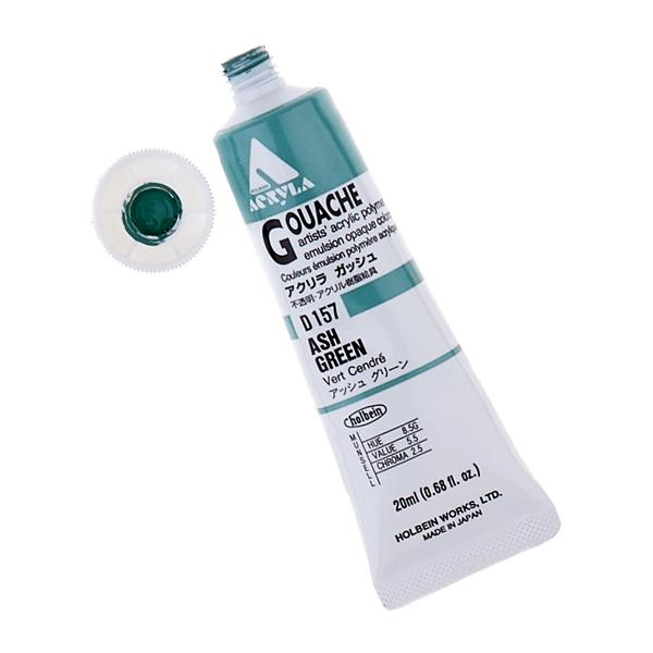 Acryla Gouache 20ml Paint Tubes