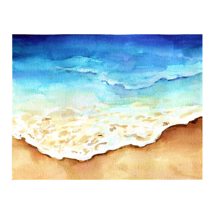 Beach Shore Watercolor Kit
