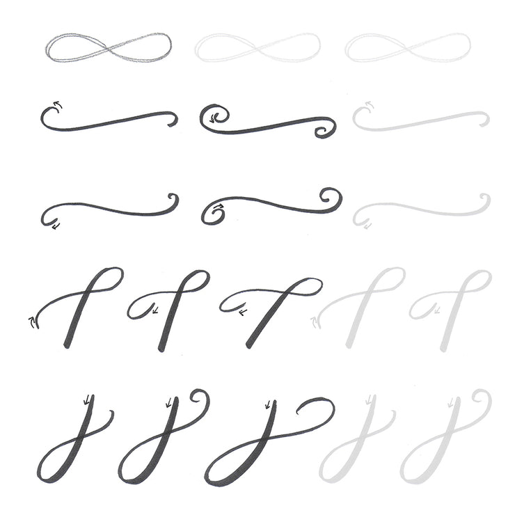 Bloom Lettering Kit