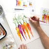 Carrots Watercolor Kit