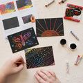 DIY Scratch Art Kids Kit