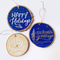 Holiday Ornaments Lettering Kit