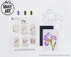 Iris Watercolor Paint Kit