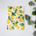 Lemons Watercolor Kit