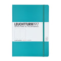 Leuchtturm Medium Dotted Notebook - Emerald