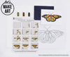 Monarch Butterfly Watercolor Paint Kit