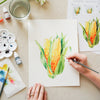 Corn Husk Watercolor Kit