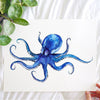 Octopus Watercolor Paint Kit