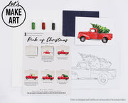 Pick Up Christmas Watercolor Kit