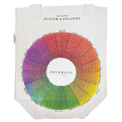 Color Wheel Tote Bag