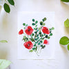 Red Poppies Watercolor Paint Kit