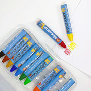 Softies Tri-Grip Crayons (12 pack)