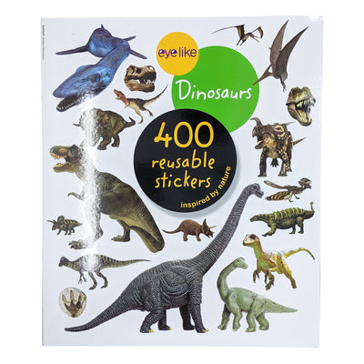 Dinosaurs Reusable Sticker Book
