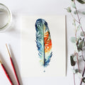 Fancy Feather Watercolor Kit