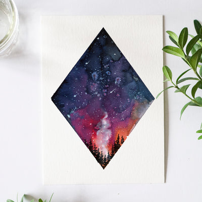 Nebula Watercolor Kit