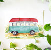 Vintage Bus Bonus Watercolor Kit