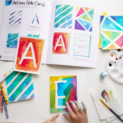 Pattern Notecards Kids Kit