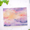 Watercolor Sunrise Paint Kit