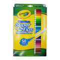 Super-Tip Washable Markers (50 pack)