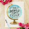 The World Lettering Lettering Kit
