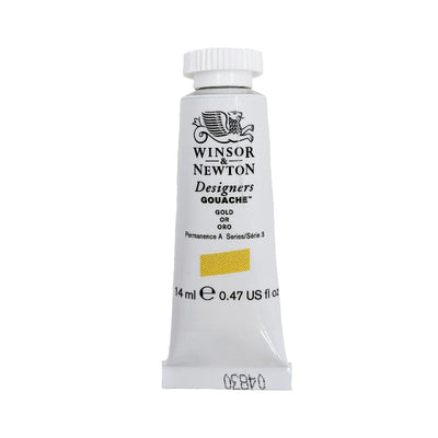 Winsor & Newton Gold Gouache (14ml)