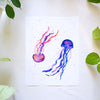 Jellyfish Watercolor Kit