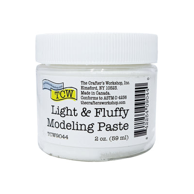 Light and Fluffy Modeling Paste (2 oz)