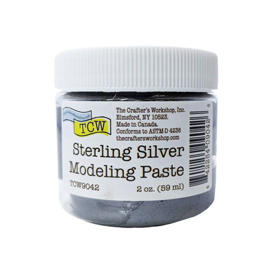 Sterling Silver Modeling Paste (2 oz)