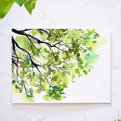Treetop Watercolor Kit