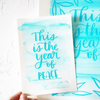 New Year Bonus Watercolor Kit