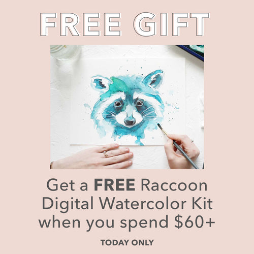 Free Digital Kit when you spend $60+