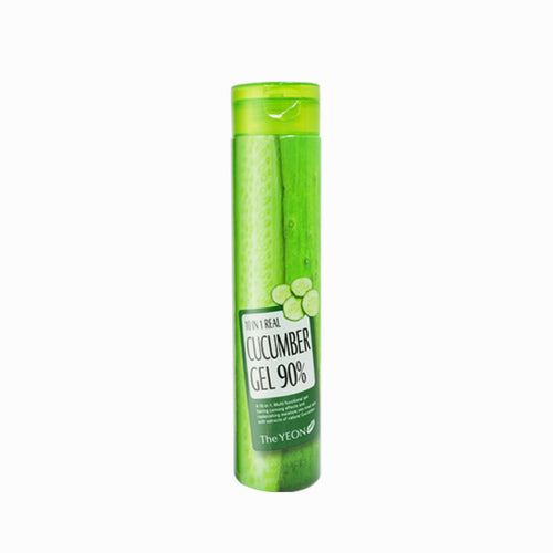 10 in 1 Real Cucumber Gel 90% (300 ml/Net wt. 10.14 oz)