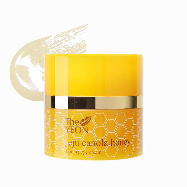 Jeju Canola Honey Firming Eye Cream (30 ml/Net wt. 1.01 oz)