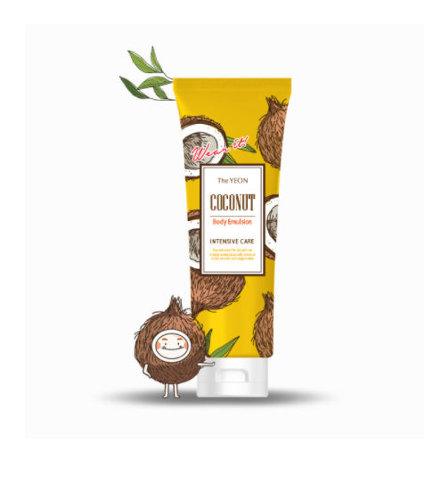 Coconut Body Emulsion (250 ml/Net wt. 8.45 oz)