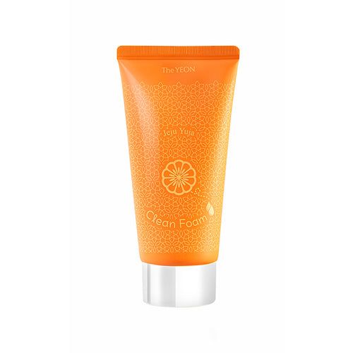Jeju Yuja Cleansing Foam (150 ml/Net wt. 5.07 oz)