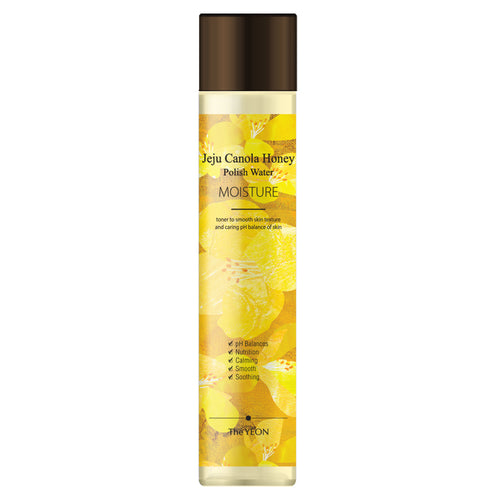 Jeju Canola Honey Polish Water Moisture Toner 270ml