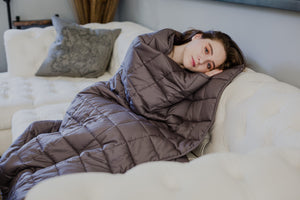NEW EDITION Weighted Blanket for Teens
