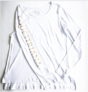 Malibu Beach Long Sleeve Top