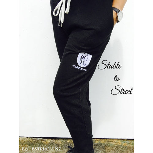 Venice Beach Track Pants - Black