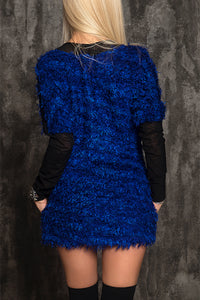 TUNIC BLUMARINE WOOL ALPACA DRESS -AnnaFoxyCanada