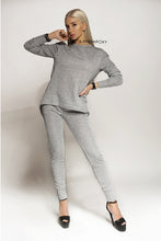 GREY SPARKLE / CASUAL SUITS COSTUME -AnnaFoxyCanada
