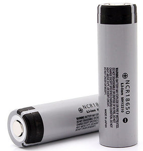 Great, consistent source of Panasonic 2900mah NCR18650