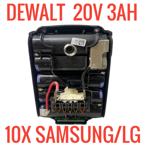 DEWALT DCB200 20V 3.0 AH 60WH for PARTS/REPAIR