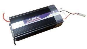 2000w pure sine wave inverter 12vdc to 220vac