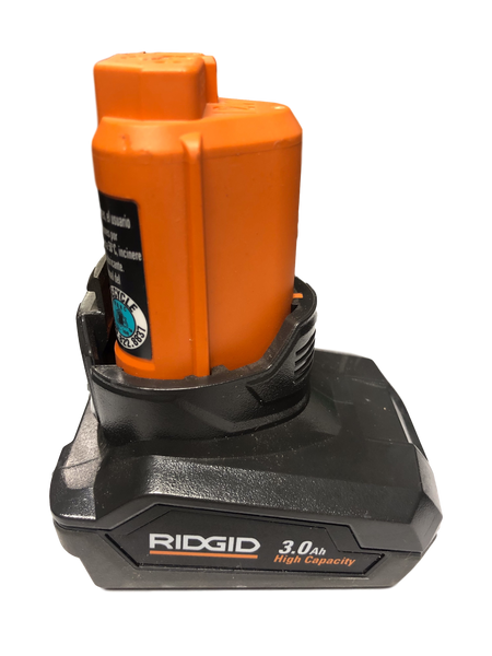 RIDGID R82058 12V 3AH FOR PARTS/REPAIR