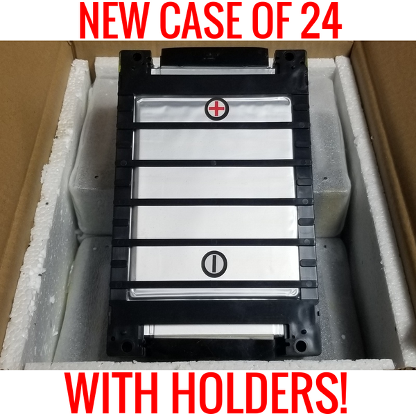 NEW CASE OF 24 SPIM08HP WITH HOLDERS
