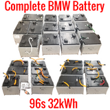 COMPLETE BMW OEM 32kWh EV ACTIVE-E BATTERY 96S
