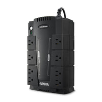 NEW CYBERPOWER 425VA 255W SE425G BATTERY BACKUP