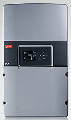 3800W Danfoss DLX Series Grid-Tie Inverter 50hz